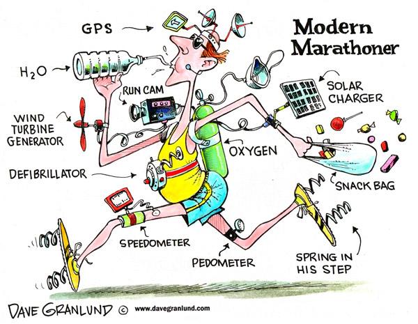 modern athlete